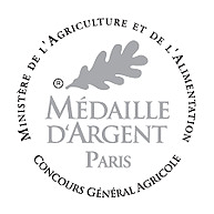 medaille argent concours agricole